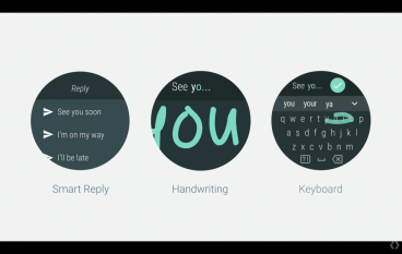 【Google I/O 2016】Android Wear 2.0 智能錶功能大躍進