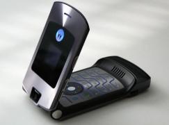 Motorola 經典摺機 Razr 回歸