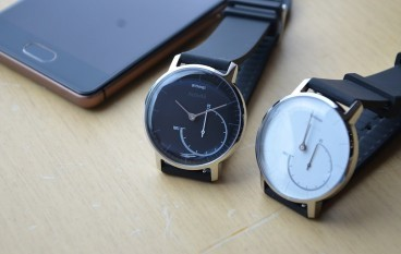 Withings Activite Steel 最啱健康文青