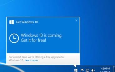 無痛分手! 讓 Windows 10 降級回到 Win 7、Win 8 吧!