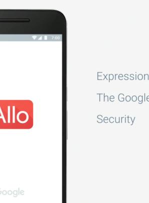 【Google I/O 2016】Google Allo 一個 IM 身兼多職