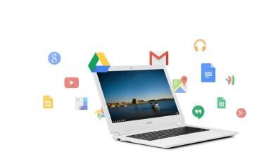 可執行 Android 軟件 Chrome OS 將大展拳腳