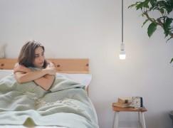 Sony 變色 LED 燈泡藍牙喇叭