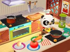 從小體驗煮食樂趣
