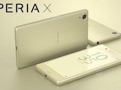 Sony Xperia X 系列 6 月正式抵港