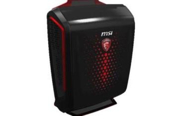 專為 VR 遊戲而設計 MSI 背包型 PC 主機