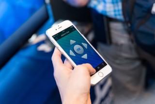 NAS可以使用專用的遙控App,使用手機即可充當遙控器,方便操作。