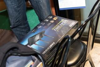 Asus特地提供現場限量優惠,讀者可以驚喜價帶走路由器、NAS等產品。