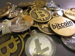 衝上 700 美元 中國大媽入市又炒起Bitcoin