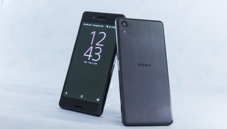 Sony Xperia X Performance 開箱詳盡試玩