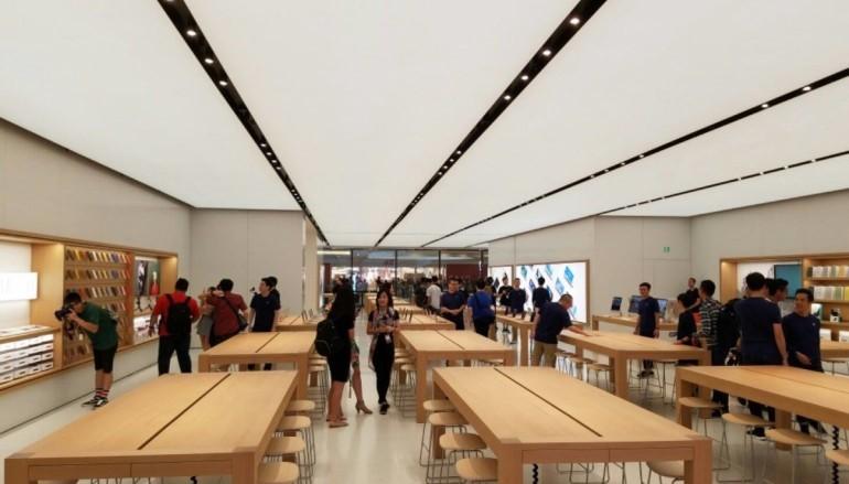 又開一間   Apple Store New Town Plaza 有新玩法