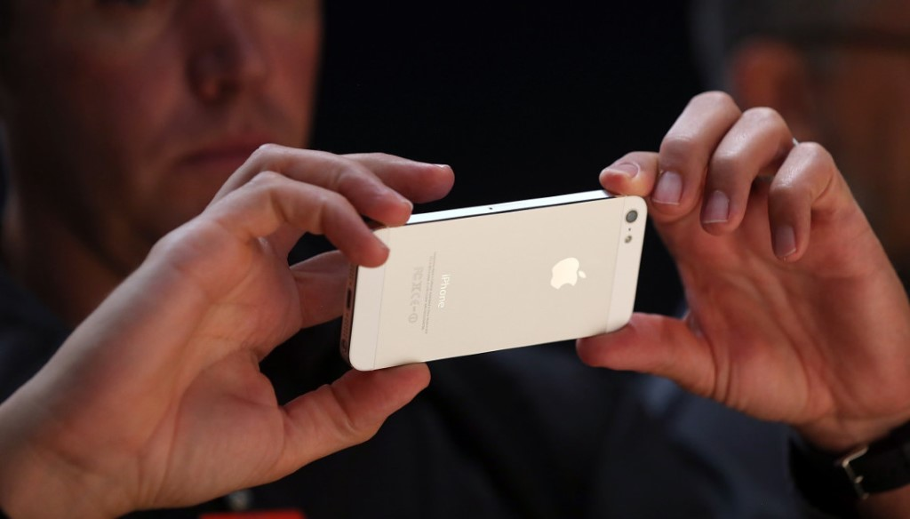 Apple 專利可安裝發射器禁 iPhone 拍攝