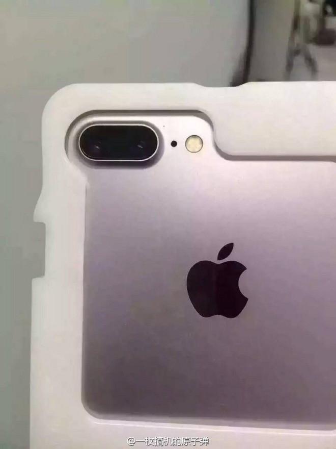 網上流傳「iPhone 7 Pro」諜照可見換上雙鏡頭。