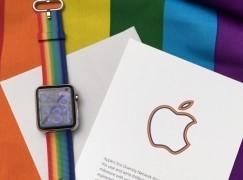 【是有種人】Apple 大派彩虹錶帶慶同志遊行