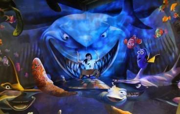 【唔使入樂園】迪士尼 4D 照相館齋影相 聲畫光氣味樣樣有
