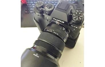 Fujifilm X-T2 諜照流出 傳用 2,430 萬像素感光元件