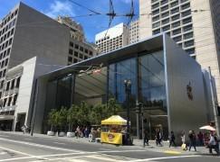 【三藩市直擊】Apple Store 新旗艦店 6K電視牆最震撼