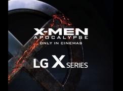 《X-Men 天啟滅世戰》LG X系列手機登場