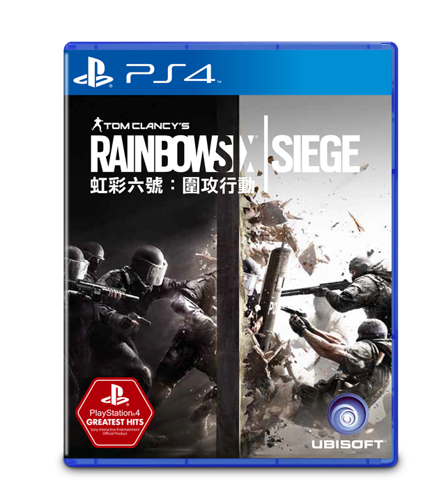 PS4_Rainbow 6 Siege_Packshot_Front_Asia_CH
