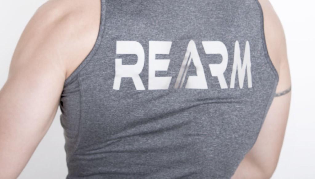 REARM提醒 運動要有足夠熱身