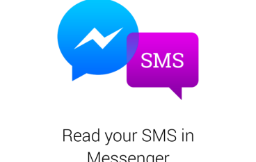 【Android 限定】Facebook Messenger 都可以 Send SMS