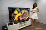 Sony 今日再發表 4K HDR 電視,BRIVIA S8500D 弧屏電視。