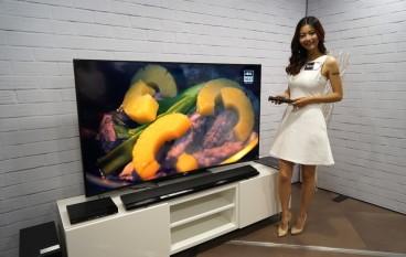 Sony BRIVIA 第三擊 – 弧形 S8500D 登場