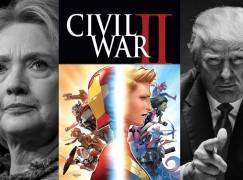 《Civil War 2》開賣,又關美國大選事?