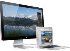 Apple 宣佈 Thunderbolt 顯示器停產