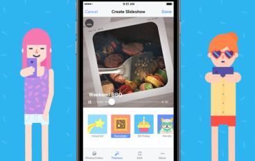Facebook 幫你剪埋片 相片自動變「Slideshow」
