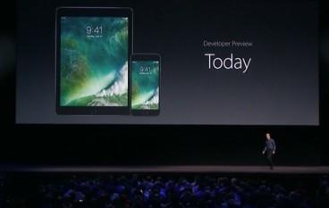 【WWDC】 iOS 10 十大變革