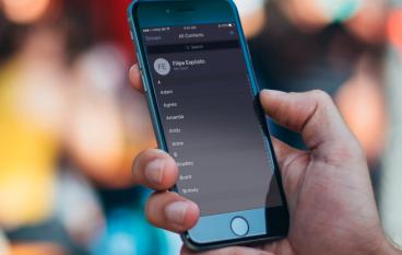 iPhone iOS 10 黑暗模式曝光