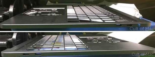 新主機兩邊各有2組USB - Type C 的接口。