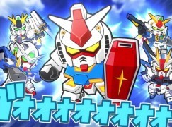 《Line Ranger》變身《鋼彈大亂鬥》
