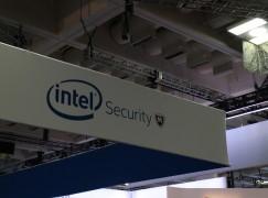 整合失敗 Intel 擬放售 McAfee