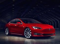 Tesla 推 Model S 新版 定價低開 $66,000 美金