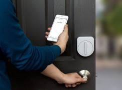 手機當鎖匙 智能門鎖 SESAME