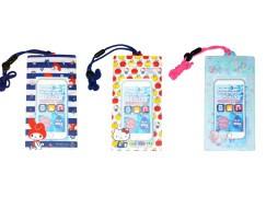 夏天玩水必備 Sanrio 日系可愛手機防水袋