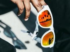 太陽眼鏡型骨導式耳機 Zungle