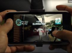 【挑戰 Pokemon Go?】AR 手機槍擊遊戲遊走真實世界射擊