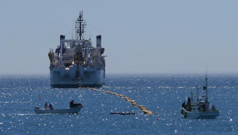 全球最長海底光纖  傳輸頻寬每秒 60Tb