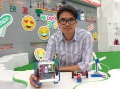 Metas電子積木 玩具融入STEM元素