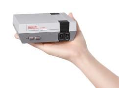 將玩家帶回 80 年代!任天堂 NES 懷舊主機 11 月登場