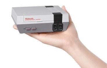 任天堂 NES 懷舊灰機 畫面升級、爆機更易?