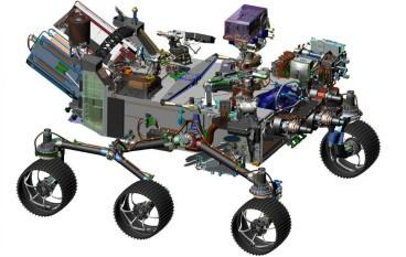 很快就能去火星吧!-NASA 探測車 Mars 2020