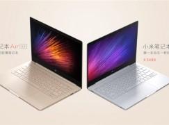 小米兩款筆記簿現身  獨顯+SSD 擴展成賣點