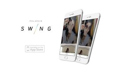 Polaroid Swing 1 秒短片 App