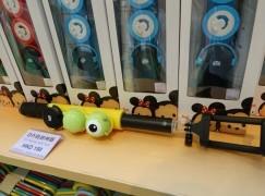 【場報】Disney Tsum Tsum版自拍棍尿袋 公仔任你DIY