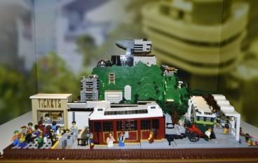 【粒粒皆辛苦】30 萬粒 LEGO 砌出古今中環