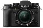 FujiFilm X-T2 front